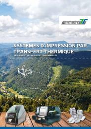 Flyer Thermotransferdrucksysteme FR web